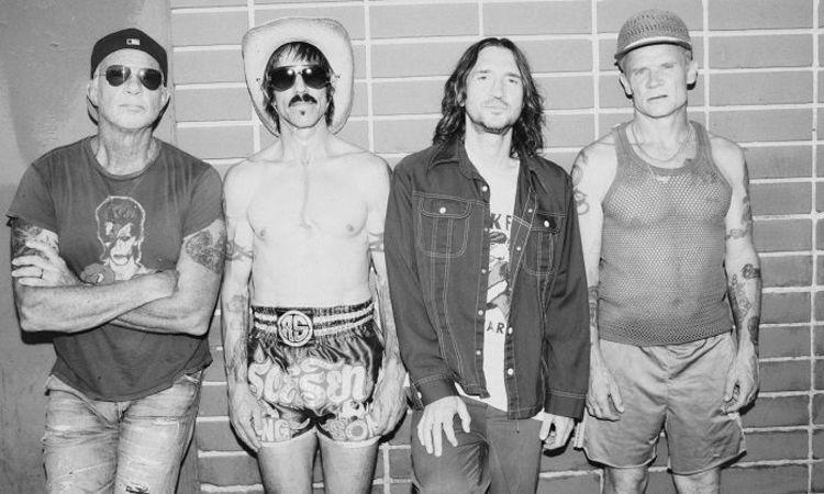 Red Hot Chili Peppers ประกาศ! World Stadium Tour ปี 2022