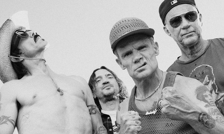 อัลบั้มใหม่ของ Red Hot Chili Peppers ใกล้เสร็จแล้ว!