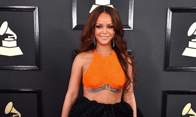Rihanna เตรียมขึ้นโชว์บนเวทีแจกรางวัล Grammy 2018