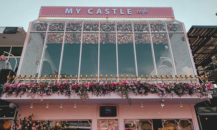 My Castle Cafe คาเฟ่ที่นำความปุ๊กปิ๊กมาสู่ชาวนนทบุเรี่ยน