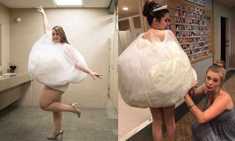 แจ่มมาก! bridal buddy ชุดชั้นในสำหรับเจ้าสาว หมดปัญหาชุดยาวเกะกะตอนเข้าห้องน้ำ