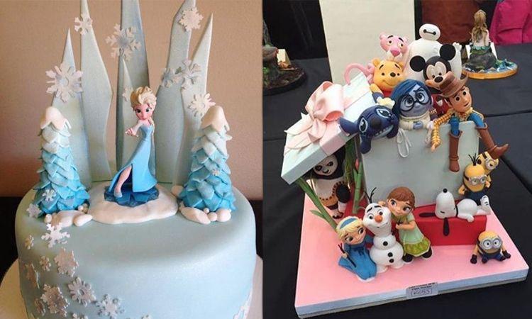 เค้กวันเกิด 3D น่ารักๆ จากค่ายดิสนีย์ แฟนคลับเป็นต้องเลิฟ!