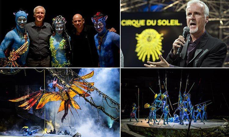 เจมส์ คาเมรอน การันตี Cirque du Soleil Toruk The First Flight คือ Avatar ในโลกแห่งความจริง!