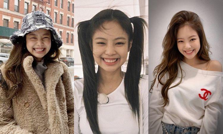 แสนน่ารัก รวมภาพ 'เจนนี่' BLACKPINK เมื่อเธอยิ้มโลกช่างสดใส