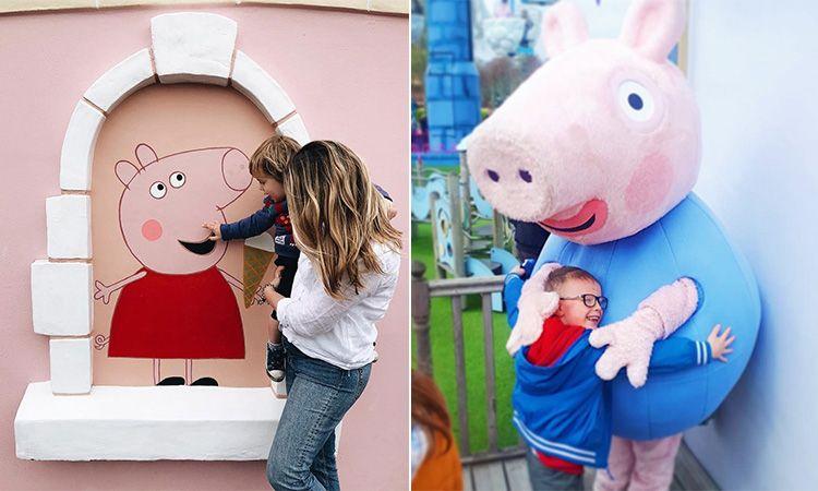 ท่องโลกหมูๆ ขวัญใจคุณหนูๆ ใน Peppa Pig World