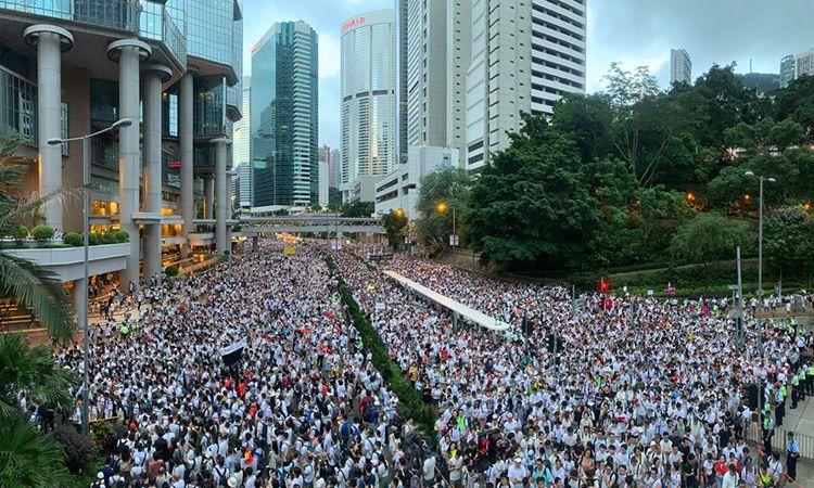 สถานกงสุลใหญ่ ณ เมืองฮ่องกง เตือนคนไทยจับตาเรื่องการชุมนุมประท้วงในฮ่องกง