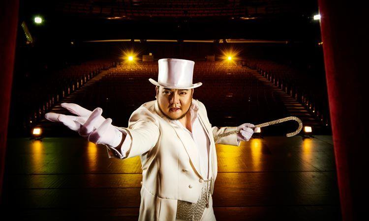 เล่นใหญ่รัชดาลัยครั้งแรกของ เบน ชลาทิศ มากกว่าคอนเสิร์ต เกินกว่าที่คุณรู้จัก บอร์นทูบีเบน โชว์ เวทีนี้ของฉัน!