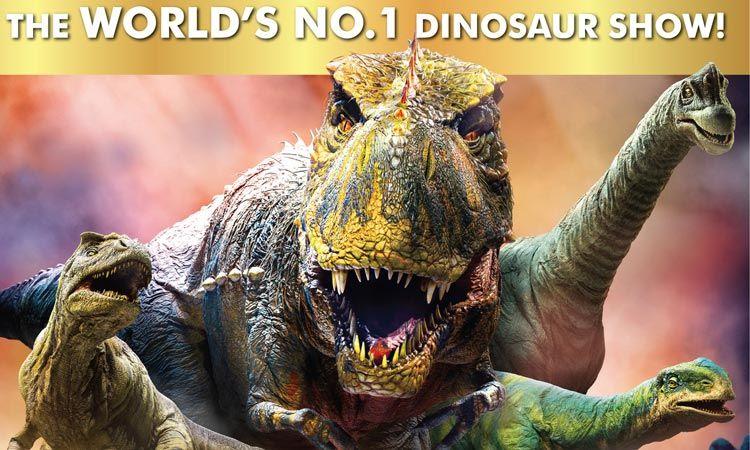 ทำความรู้จัก เหล่าไดโนเสาร์ที่จะมาปรากฎตัวใน WALKING WITH DINOSAURS