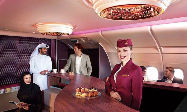มงลง Qatar Airways คว้าแชมป์สายการบินที่ดีที่สุดในโลก ประจำปี 2019
