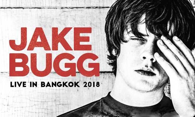 ศิลปินดาวรุ่งจากเกาะอังกฤษ Jake Bugg เตรียมบินลัดฟ้าจัด เอ็กซ์คลูซีฟคอนเสิร์ต  1 พ.ค. นี้ ที่ สกาล่า