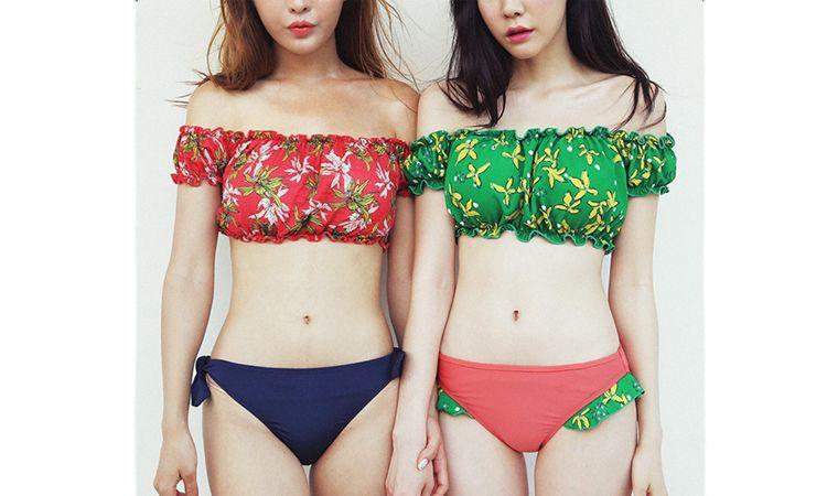 สาวๆ เลือกให้ดี! ชุดว่ายน้ำแบบไหน เหมาะกับรูปร่างของตัวเอง