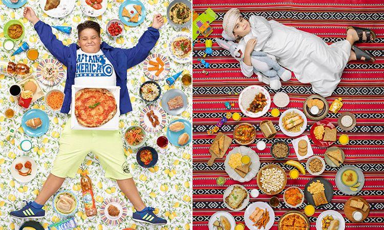 ตามไปดู เมนูอาหารประจำวันของเด็กๆ ทั่วโลก
