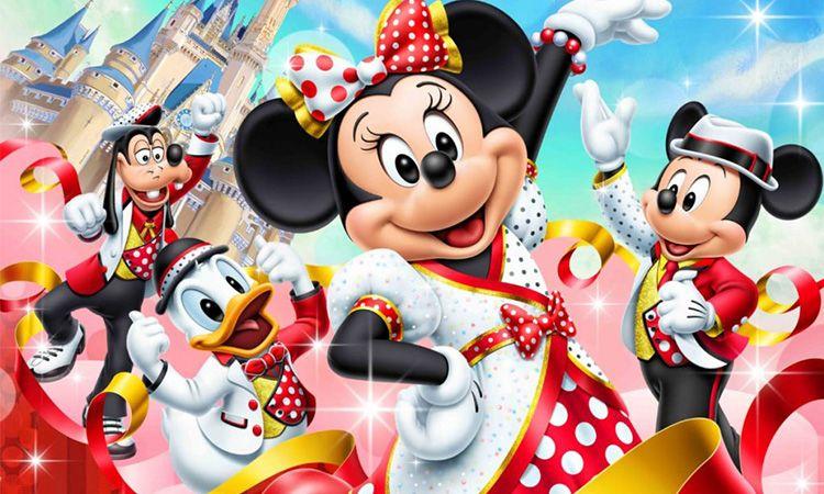 Very Very Minnie! อีเวนท์พิเศษประจำ Tokyo Disneyland ช่วงต้นปี 2020