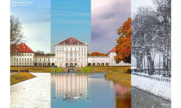 ชมความงามที่แตกต่างใน 4 ฤดูกาล ของสถานที่ท่องเที่ยวทั่วโลก