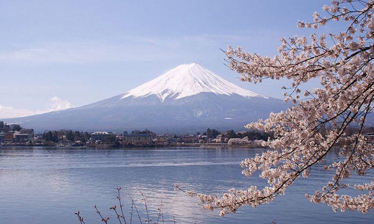 รวม 5 จุดถ่ายรูปภูเขาไฟฟูจิ ที่สวยจนลืมหายใจ ไปแล้วไม่เสียเที่ยว