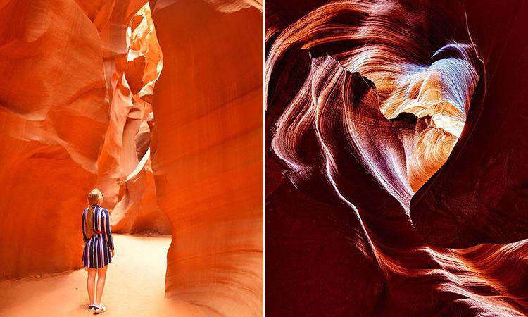 Antelope Canyon หุบเขาที่สวยที่สุด และอันตรายที่สุดเช่นกัน