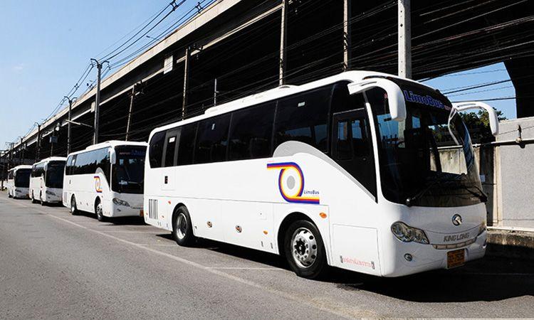 Airport Limo Bus Express อำนวยความสะดวก จาก 2 ท่าอากาศยาน สู่ใจกลางกรุงเทพฯ
