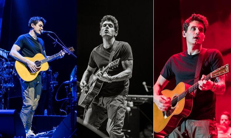 ประมวลภาพความเท่ John Mayer Asia Tour Live in Bangkok