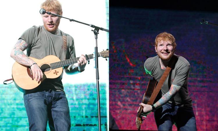 ประมวลภาพความงดงาม Ed Sheeran กับคอนเสิร์ตครั้งที่ 2 ในไทย