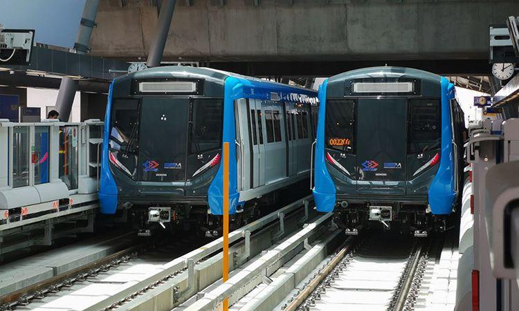คอนเฟิร์ม! นั่งรถไฟฟ้าสายสีน้ำเงิน ช่วงสถานีวัดมังกร-ท่าพระ ฟรี 2 เดือน เริ่ม 29 ก.ค. นี้