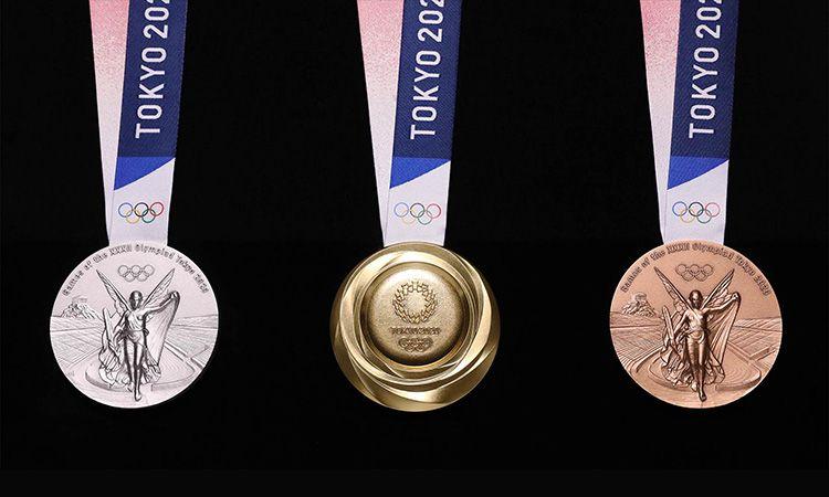 ส่องเหรียญรางวัล Tokyo 2020 ผลิตจากขยะอิเล็กทรอนิกส์ เป็นมิตรต่อสิ่งแวดล้อม