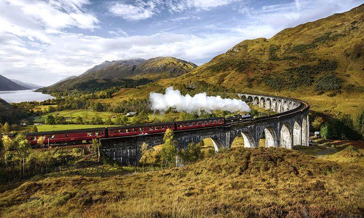 ไม่ไปไม่รู้! เดินทางด้วยรถไฟ ชมวิวข้างทางอันสวยงามทั่วโลก