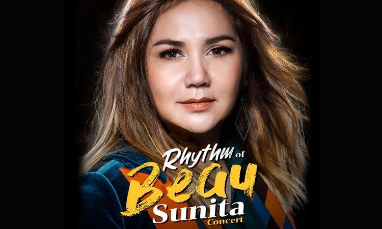 ไปร้องทุกเพลงฮิต กับศิลปินหญิงล้านตลับ โบ สุนิตา ใน RHYTHM Of BEAU SUNITA Concert