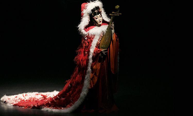 ชม Lady Zhaojun มหากาพย์ละครเพลง โดย Li Yugang ศิลปินยอดเยี่ยมแห่งเอเชีย