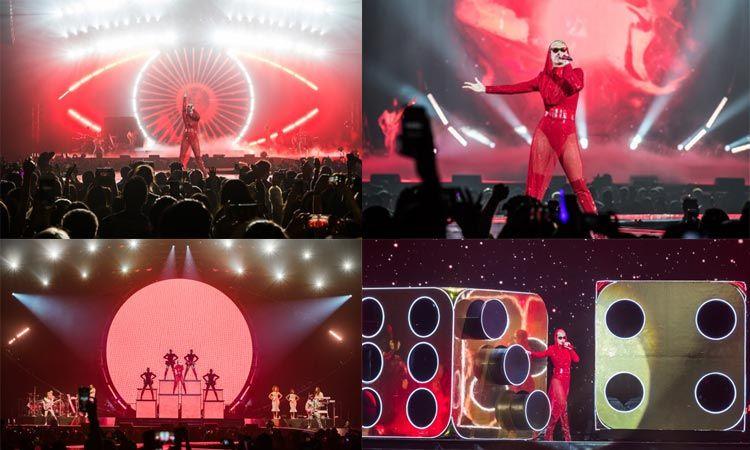 KATY PERRY WITNESS: THE TOUR BANGKOK เล่นใหญ่อลังการ โปรดักชั่นจัดเต็ม ประทับใจแฟนเพลงชาวไทย